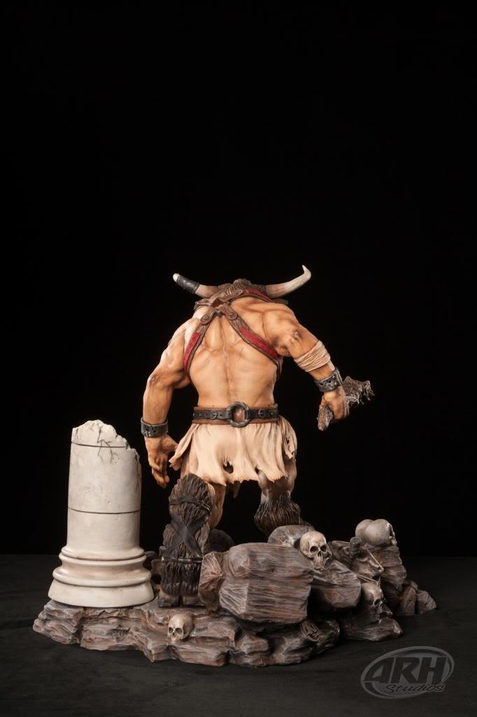 [ARH Studios] The Minotaur 1/4 Scale Minotaurus20134-m