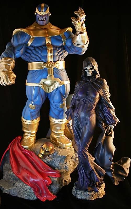 Sideshow Thanos and Mistress Death Polystone Diorama - LANÇADO!!! - Página 4 IMG_7384