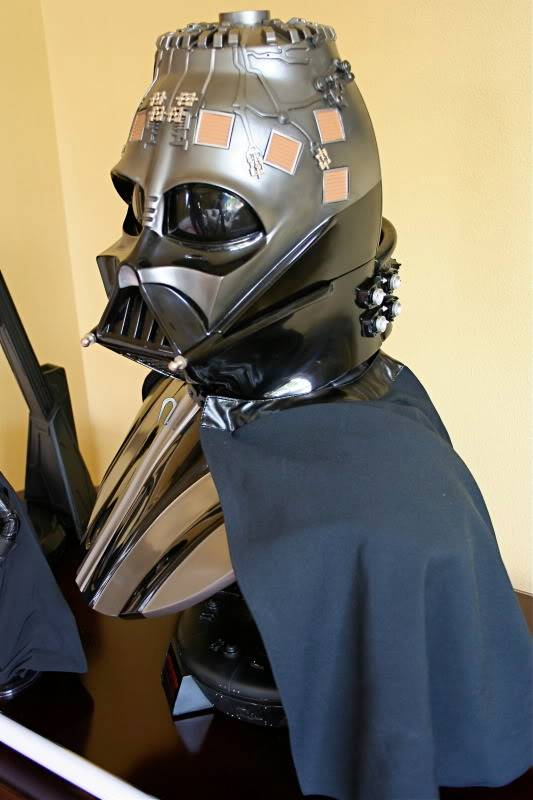Darth Vader life size Bust 1/1 - Page 6 Darth16