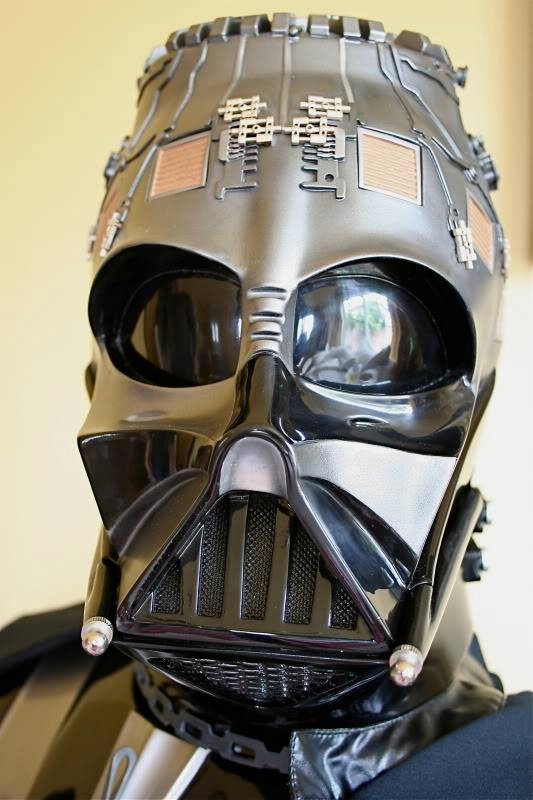Darth Vader life size Bust 1/1 - Page 6 Darth19