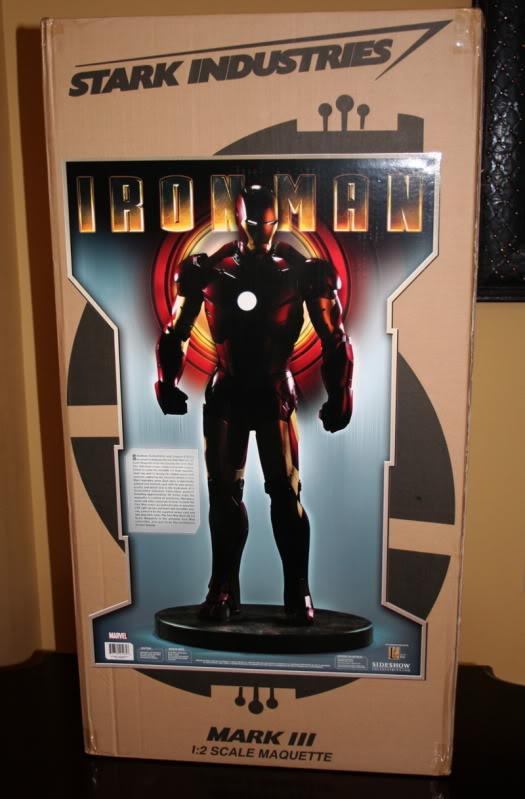 Iron Man Mark III 1:2 Sideshow LANÇADO! Confira em VÍDEO - Página 2 Iron4