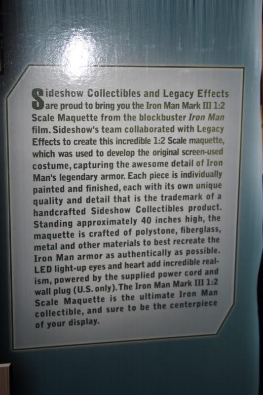 Iron Man Mark III 1:2 Sideshow LANÇADO! Confira em VÍDEO - Página 2 Iron5