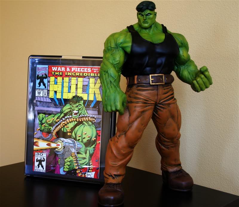 Smart Hulk by G. Luna and Averone SH1