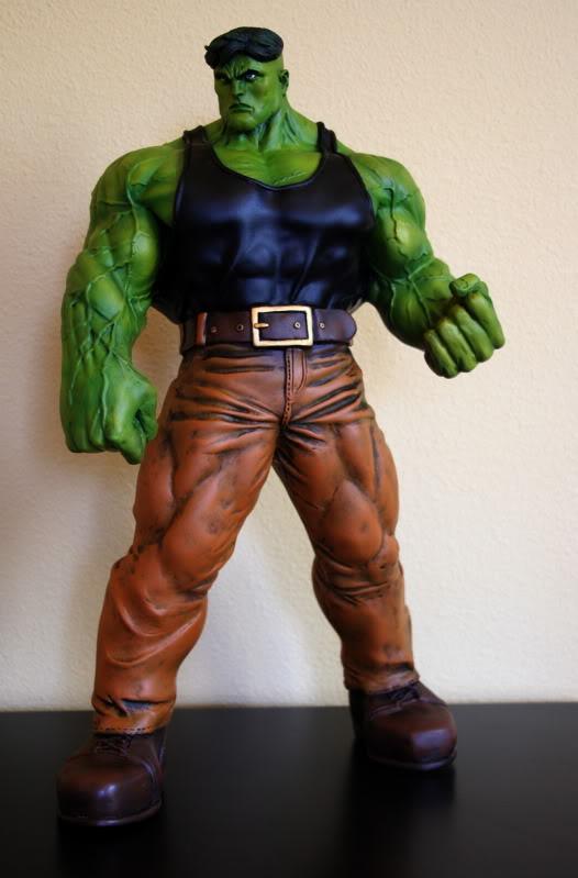 Smart Hulk by G. Luna and Averone SH12