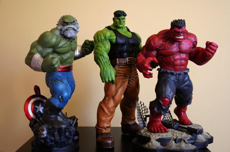 Smart Hulk by G. Luna and Averone SH2