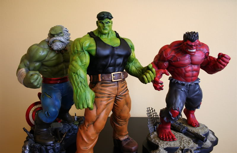 Smart Hulk by G. Luna and Averone SH3