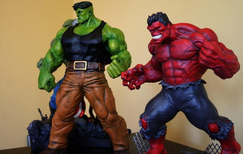 Smart Hulk by G. Luna and Averone SH5