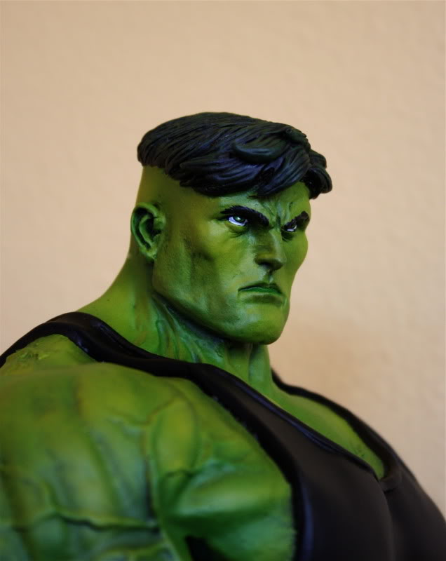 Smart Hulk by G. Luna and Averone SH8