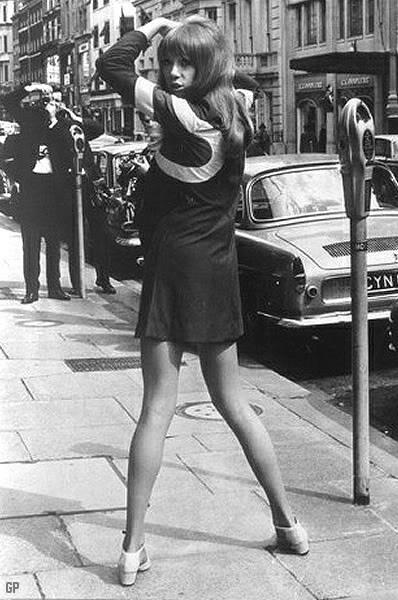 Pattie Boyd PATTIEIN1968