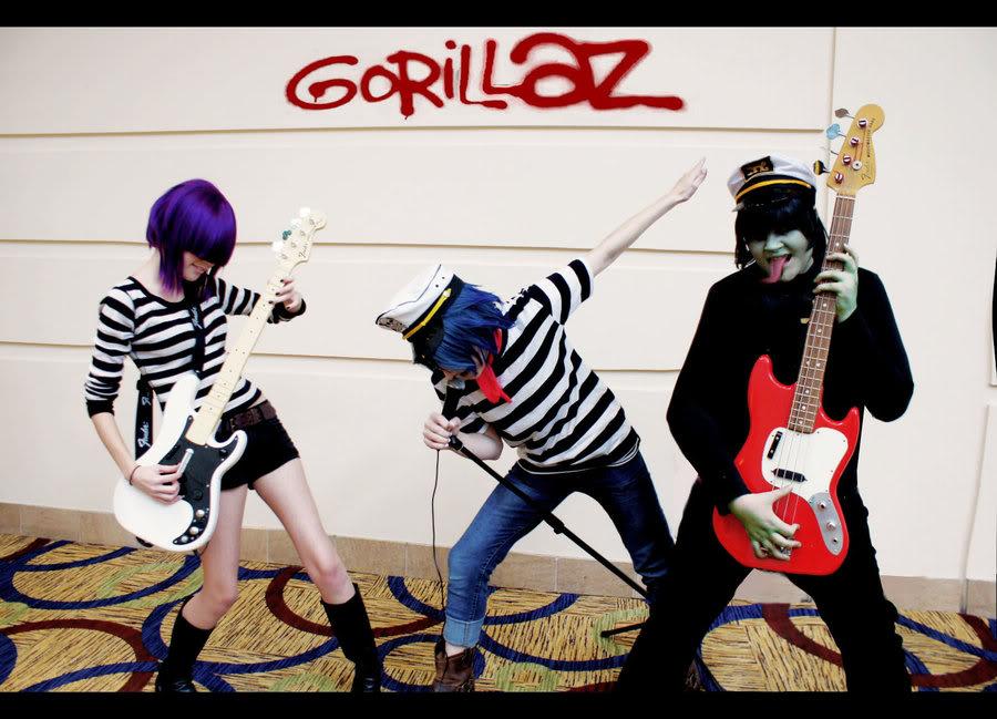 *Cosplay*de GorillaZ Gorillaz__group_2_by_supatunaxxxcosplay-d329ods