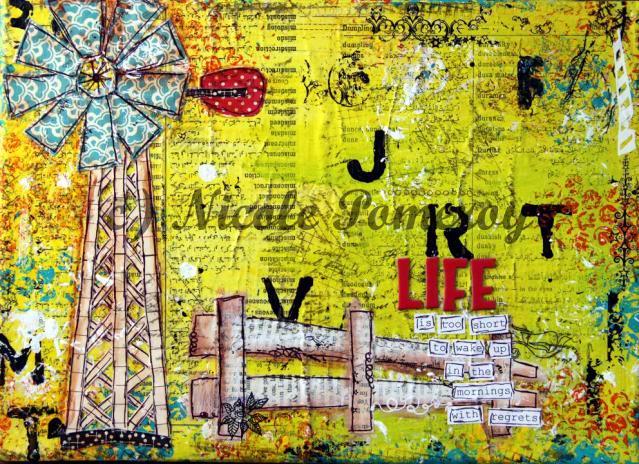 Elocin Designs Canvases :) Life-1