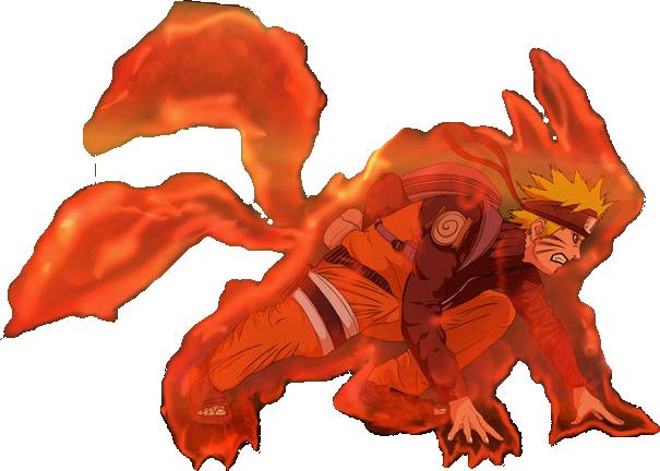 Great renders KyuubiNaruRender