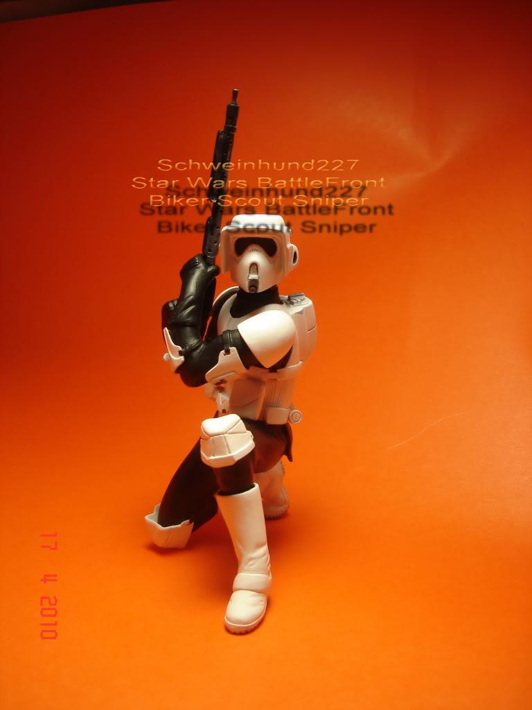 Sniper Scout Trooper Star Wars Battle Front DSC07406