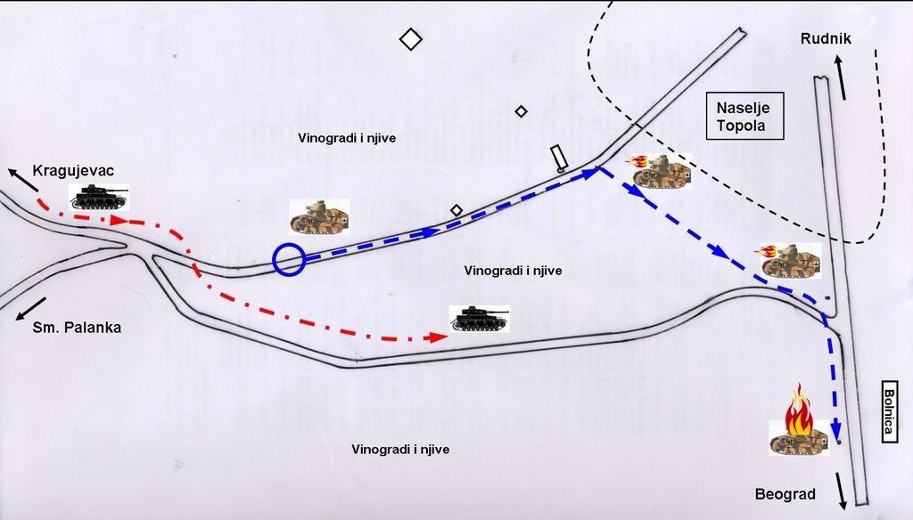 Oklop u aprilskom ratu '41.- Topola i okolina Picture1-2