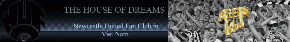Hội cổ động viên Newcastle United Việt Nam