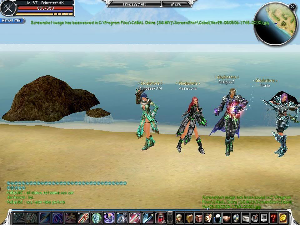 Screenshots! CabalVer25-080506-1748-0001