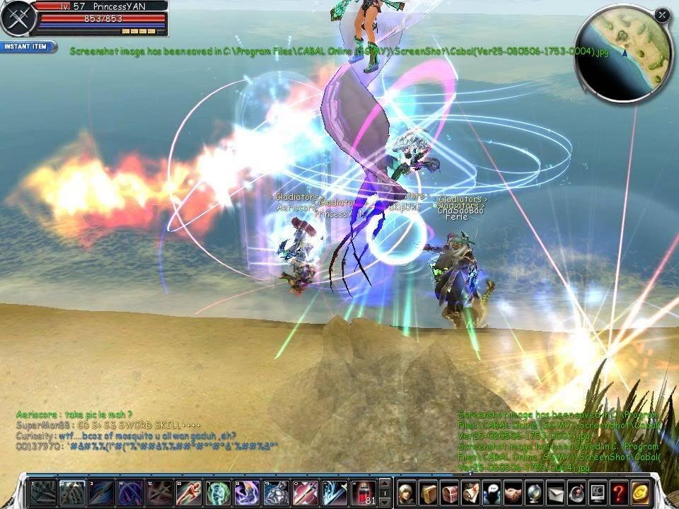 Screenshots! CabalVer25-080506-1753-0005