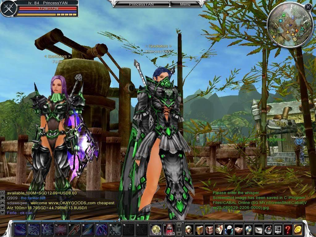Screenshots! CabalVer25-080529-2207-0000