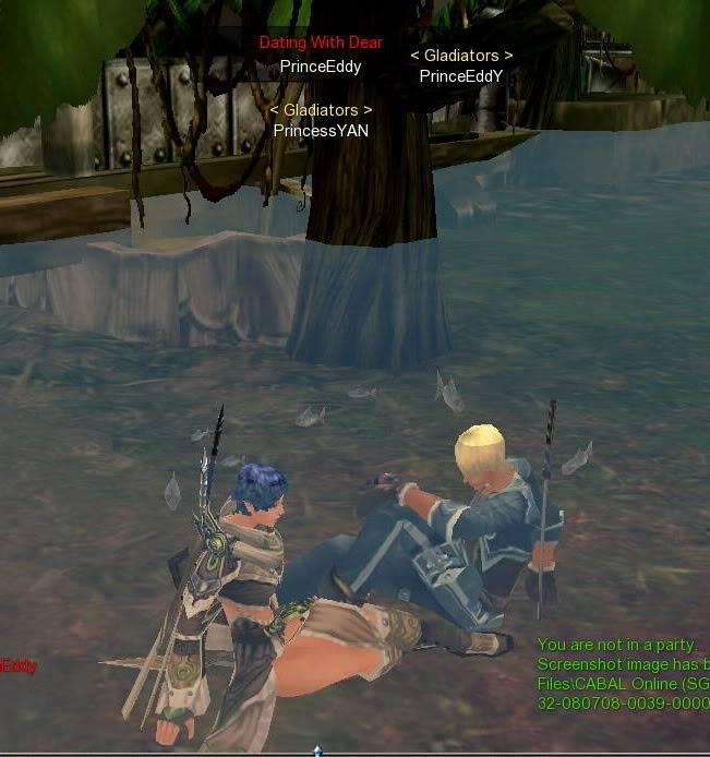 Screenshots! Mendear