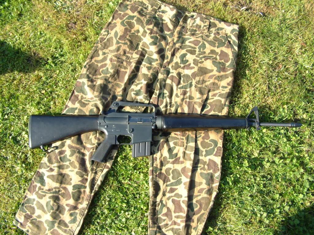 Guía rápida para distinguir los Colt correctos en Vietnam 6021