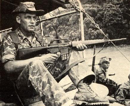 Guía rápida para distinguir los Colt correctos en Vietnam Early