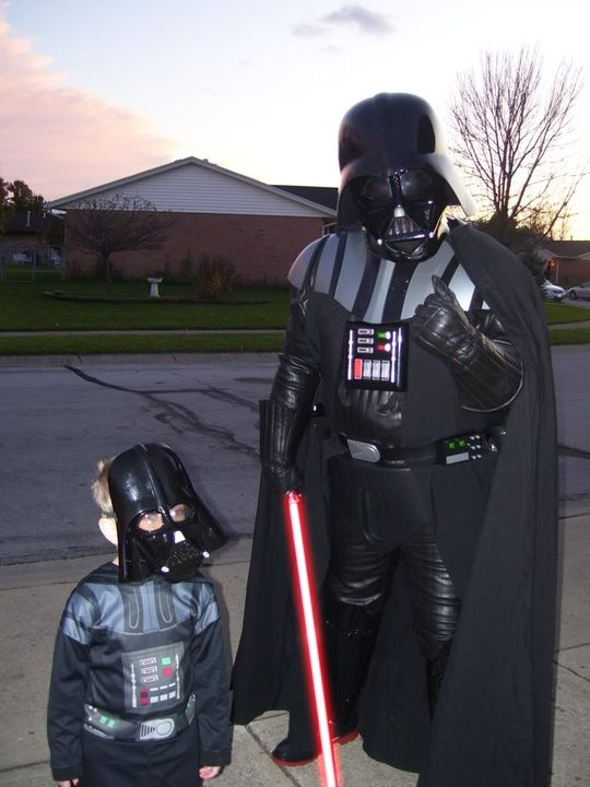 My Costume's Vader0000
