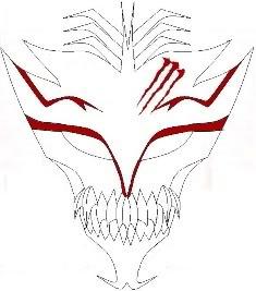 Sadaharu Ibaraki (Vizard) HollowMask