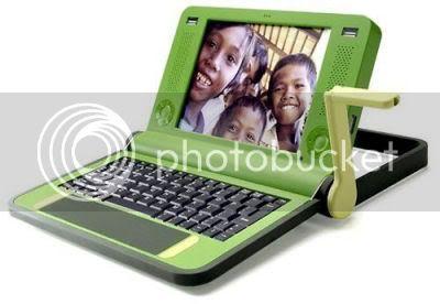 >>>OLPC: Satu Laptop untuk Tiap Anak>>> 100Laptop