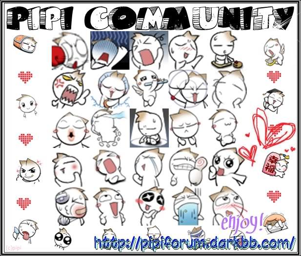 † PiPi Community †
