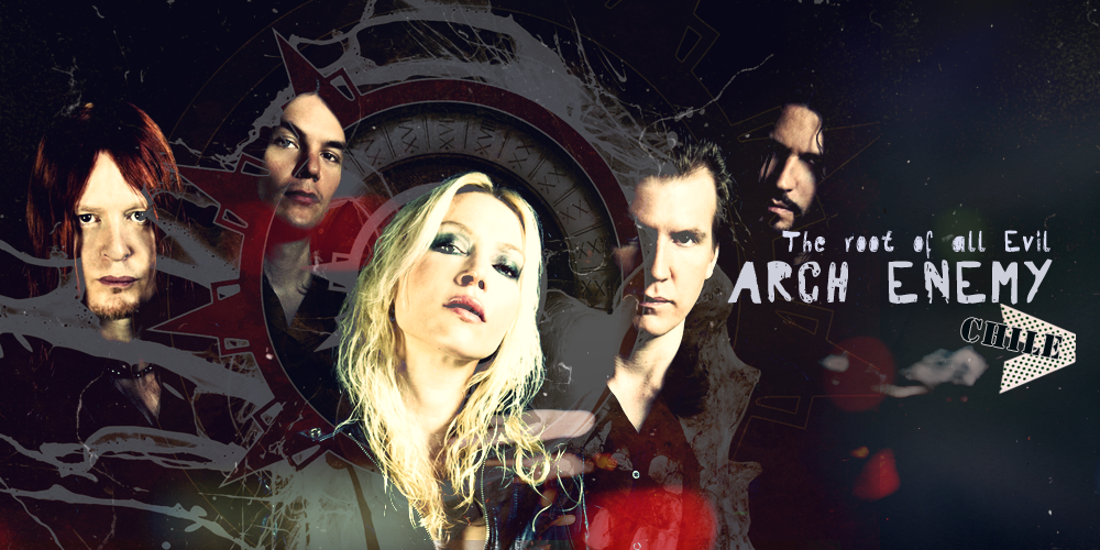 Arch Enemy Chile