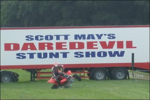 scott mays stuntshow Limerick 6405152095a11072781863l