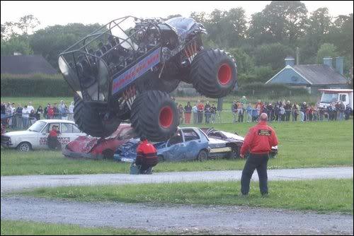 scott mays stuntshow Limerick 6405152095a11072783318l