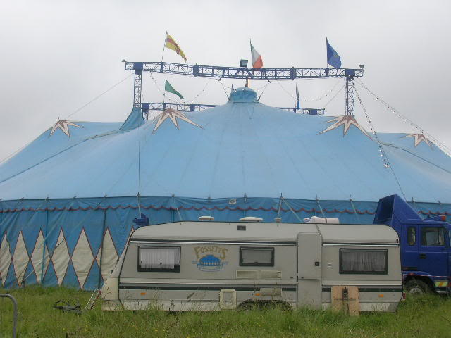 fossetts circus 2006 transport FOSSETTS2006008