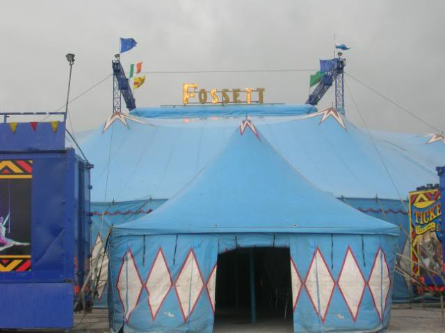fossetts circus 2006 transport FOSSETTS2006026