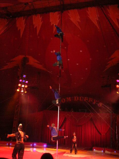 duffys circus 2008 Glanmire08082