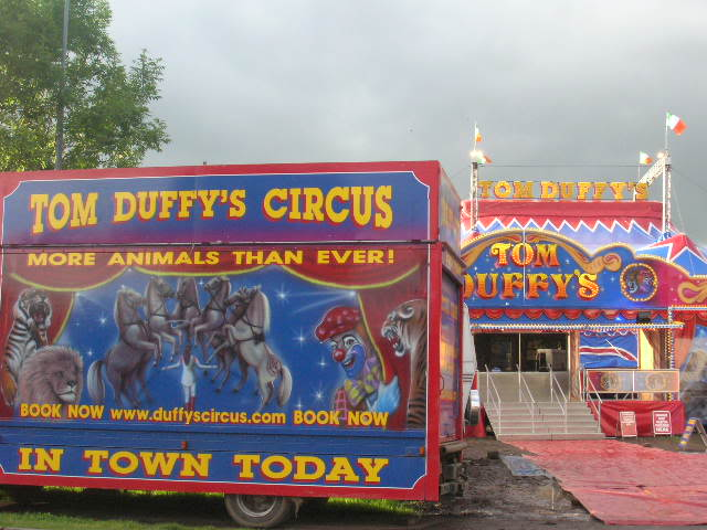 duffys circus 2008 Glanmire08374