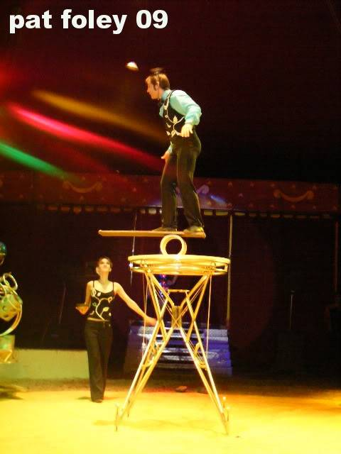 Great European Circus Athlone, 25/10/2009 H-3