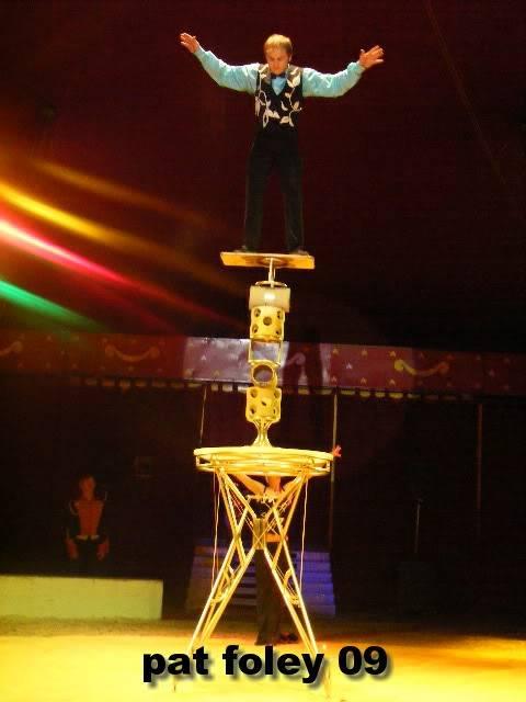 Great European Circus Athlone, 25/10/2009 I-3