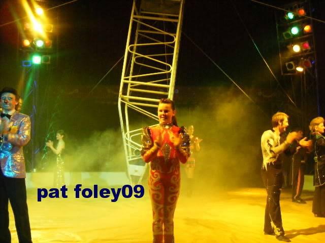 Great European Circus Athlone, 25/10/2009 O