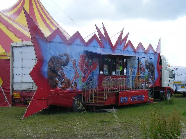 circus newyork transport and bigtop Portlaoise09007