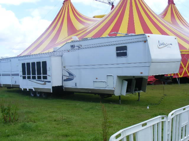 circus newyork transport and bigtop Portlaoise09011