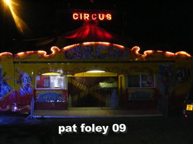 Great European Circus Athlone, 25/10/2009 R