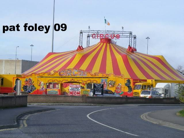 Great European Circus Athlone, 25/10/2009 S