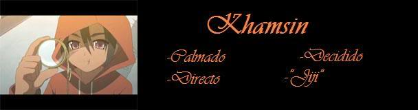 Test: ¿Qué personaje de Shakugan No Shana eres? Khamsinresult