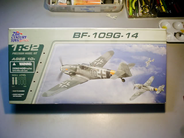 21stCenturyToys - Bf 109G-14 - 1/32 ATUALIZADO 23/09 PIC_0063
