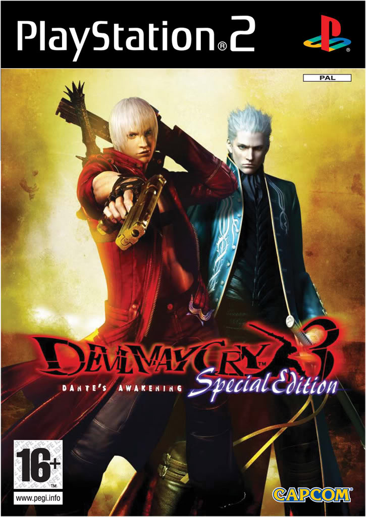Devil May Cry DMC3_SE_PEGI