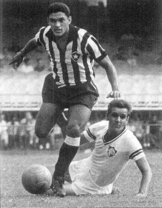 Os Grandes Ídolos - Garrincha Garrincha1