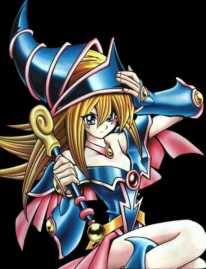 Dark Magician Girl Pictures, Images and Photos