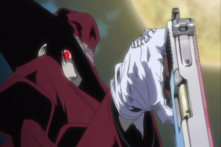 Hellsing Ultimate (OVAs) HellsingUltimate131
