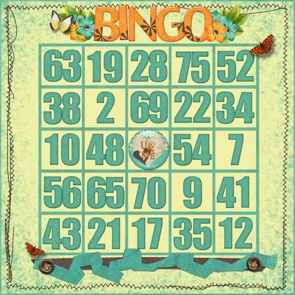 Best Decorated Card - Bingo Sunday 11th 10PM EST You-and-me-Bingo-Card